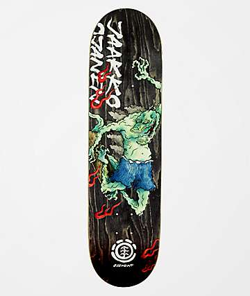 "Element Jaakko Reptilicus 8.5"" Skateboard Deck"