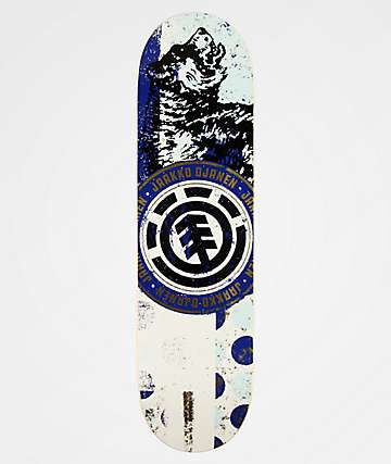 "Element Jaakko Seal 8.38"" tabla de skate"