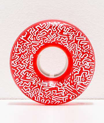 Element Keith Haring 62mm 72a Cruiser Wheels