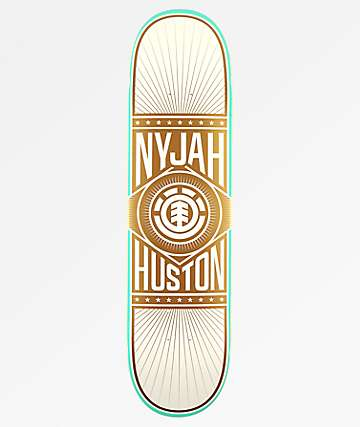 "Element Nyjah Brilliance 8.0"" tabla de skate"