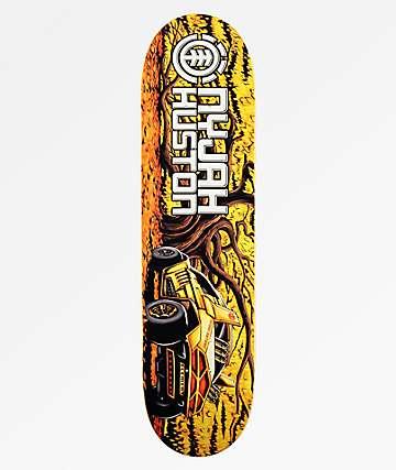 "Element Nyjah Future Nature 8.12"" Skateboard Deck"