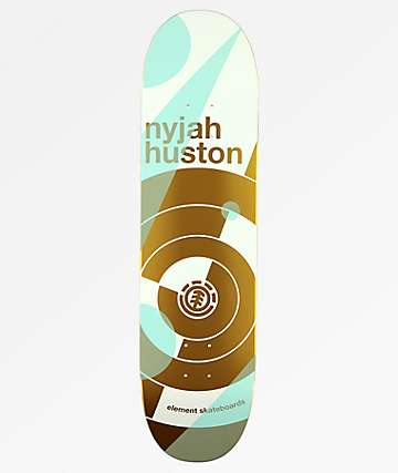 "Element Nyjah On Point 8.1"" Skateboard Deck"