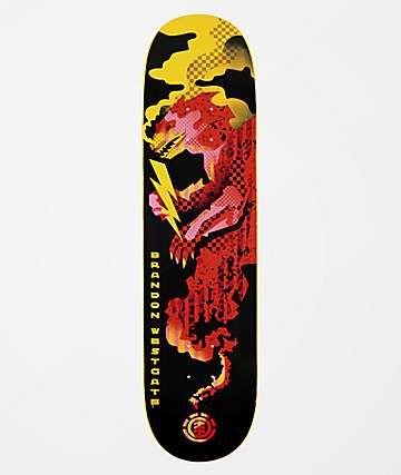 "Element Reptilicus Westgate 8.0"" Skateboard Deck"