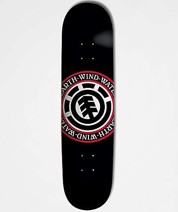 "Element Seal 7.75"" Skateboard Deck"