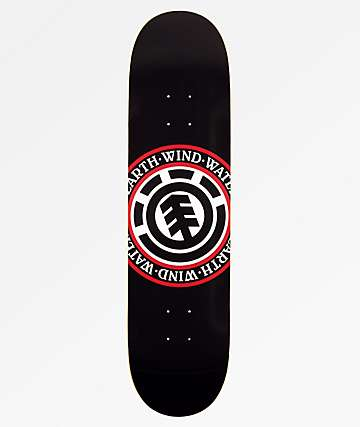 "Element Seal 8.0"" Skateboard Deck"