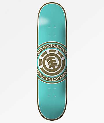 "Element Seal Brilliance 7.75"" Skateboard Deck"