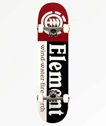 "Element Section 8.0"" completo de skate"