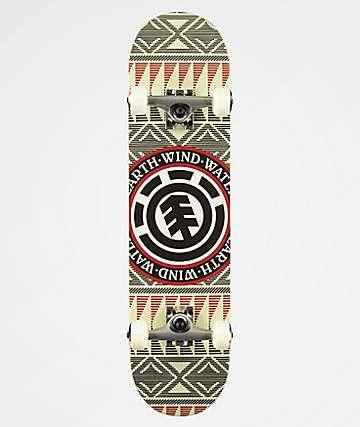 """Element Seeker 7.75"""" Skateboard Complete"""