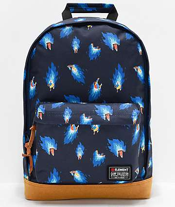 Element x Hoffman Beyond Black & Blue Backpack