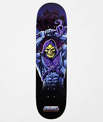 "Element x Masters Of The Universe Skeletor 8.5"" Skateboard Deck"