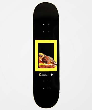 "Element x National Geographic Dragon 8.0"" Skateboard Deck"