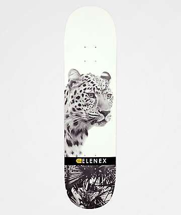 "Elenex Cheetah 8.0"" Skateboard Deck"
