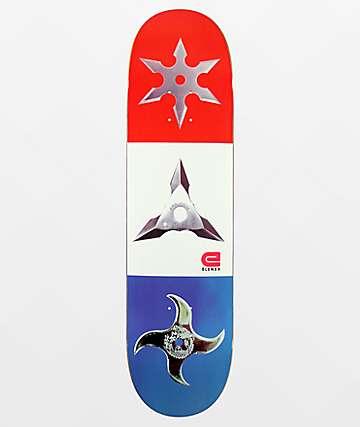 """Elenex Ninja 8.25"""" Skateboard Deck"""