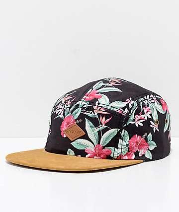 Empyre Akela Black Strapback Hat