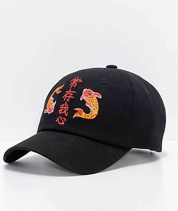 Empyre Always 2 Black Strapback Hat