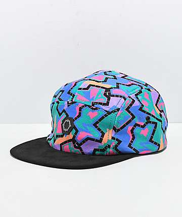 Empyre Aspen Throwback 5 Panel Strapback Hat