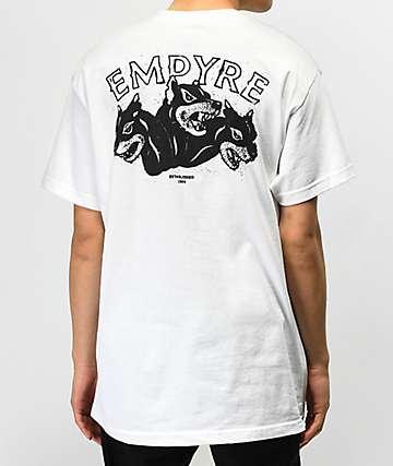 Empyre Berberus White T-Shirt