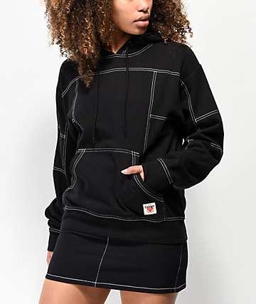 Empyre Bixel Pop sudadera con capucha negra