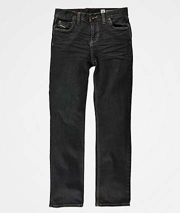 Empyre Boys Skeletor Highway Blue Jeans