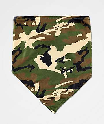 Empyre Camo Face Mask