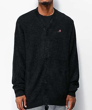 Empyre Cardie Black Cardigan Sweater
