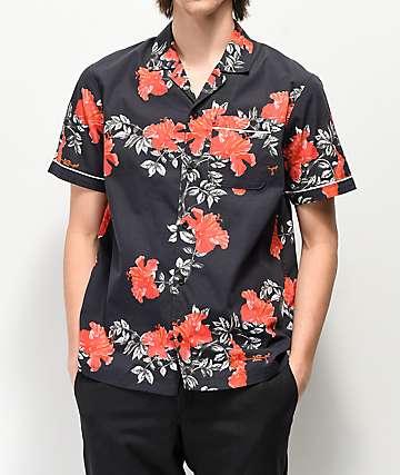 Empyre Chase camisa negra de boliche