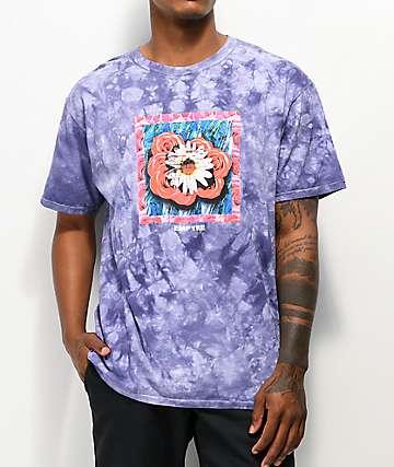 Empyre Dazey Daze camiseta de lavado morado