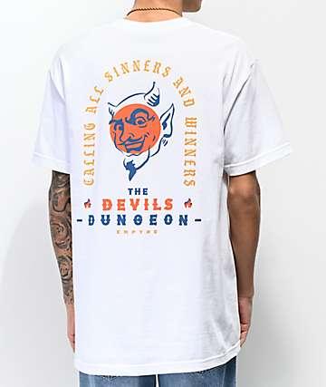 Empyre Devils Dungeon White T-Shirt