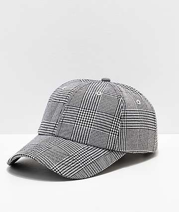 Empyre Glen Plaid Strapback Hat