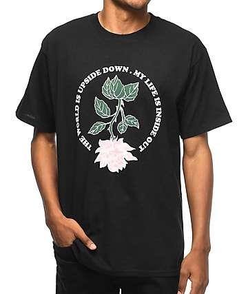 Empyre Inside Out  Black T-Shirt