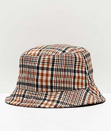Empyre Louver Plaid Bucket Hat