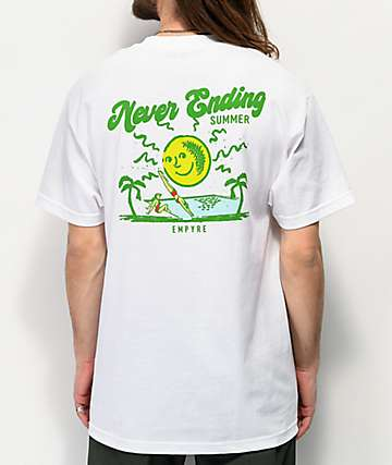 Empyre Never Ending White T-Shirt