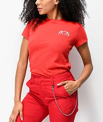 Empyre Nicholas Drag Red T-Shirt