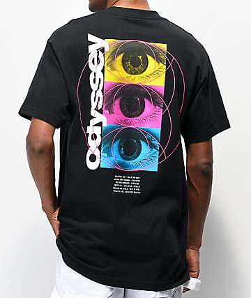 Empyre Odyssey camiseta negra