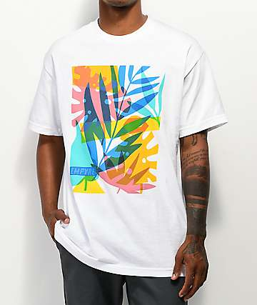 Empyre Overlay White T-Shirt