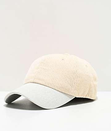 Empyre Parch Corduroy Strapback Hat