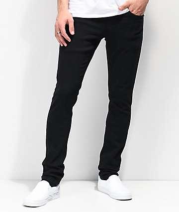 Empyre Recoil EXT Stretch  jeans negros ajustados
