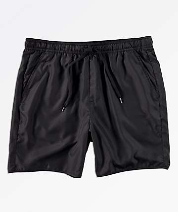 Empyre Run This shorts deportivos en negro