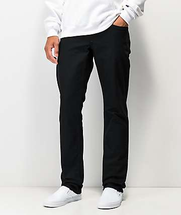 Empyre Skeletor Black Skinny Fit Jeans