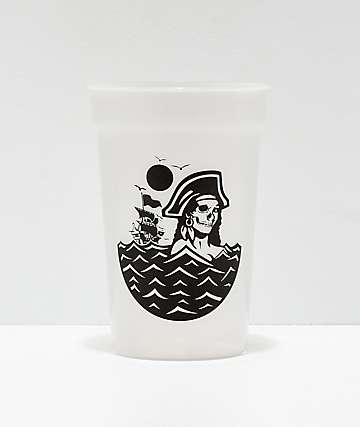 Empyre Smirk Pirate Ship Cup
