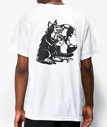 Empyre Street Smart White T-Shirt