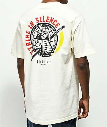 Empyre Strike In Silence camiseta blanquecina