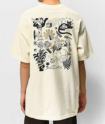 Empyre Time Warp camiseta de color crema