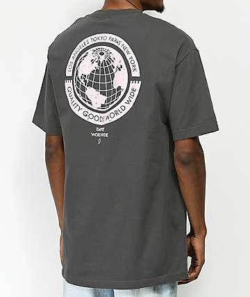 Empyre Worldwide camiseta negra