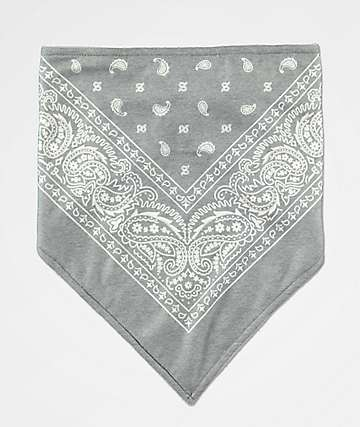 Empyre bandana de cachemir gris