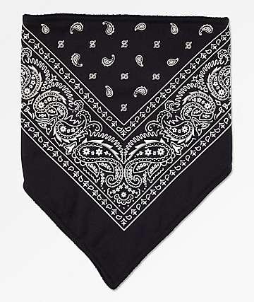 Empyre bandana negra de cachemir