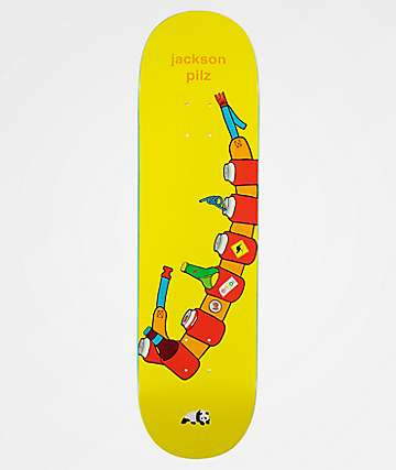 "Enjoi Pilz Hip Huggers 8.5"" Skateboard Deck"
