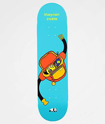 "Enjoi Thaynan Hip Huggers 8.0"" Skateboard Deck"