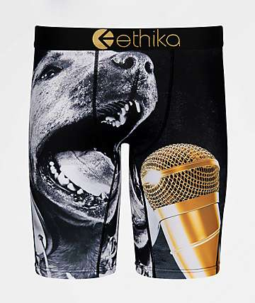 Ethika Boys All Bark Boxer Briefs