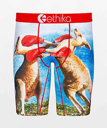 Ethika Boys Knockout Boxer Briefs
